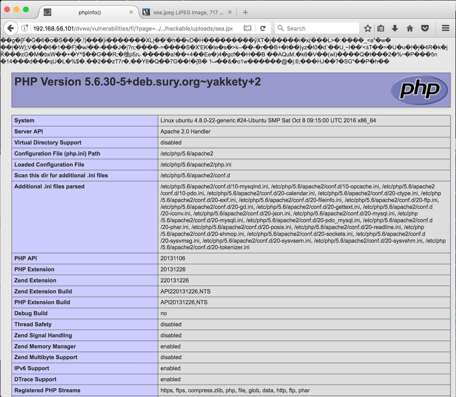 DVWA File Upload - byte-sized